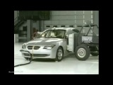 BMW 5 Series 2008 - 2010 Краш-тест, Crash-Test