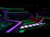 The Voice 2014 Blind Audition - Menlik Zergabachew- 'Santeria'